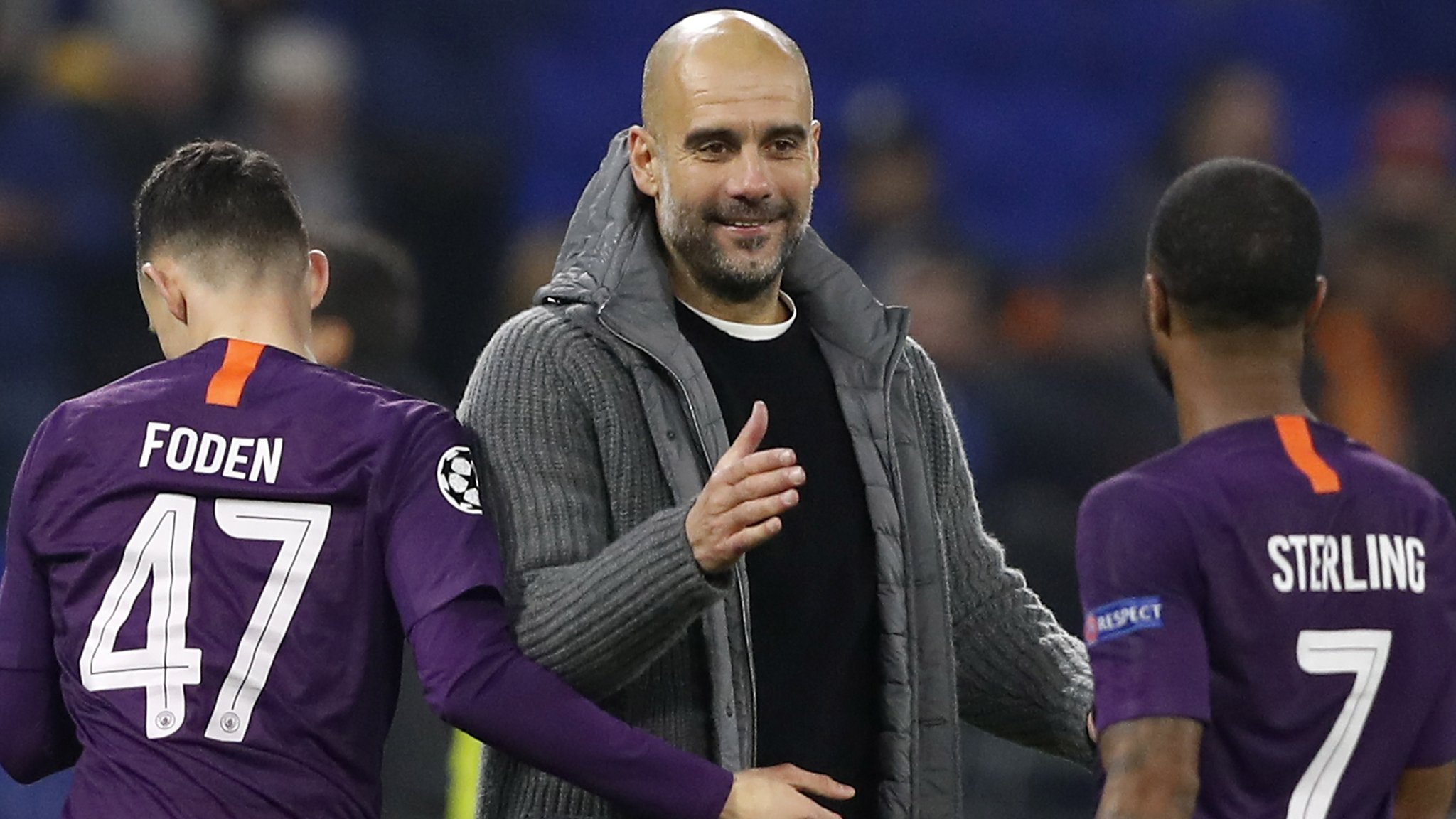 Lyon one of toughest teams we've ever faced - Guardiola