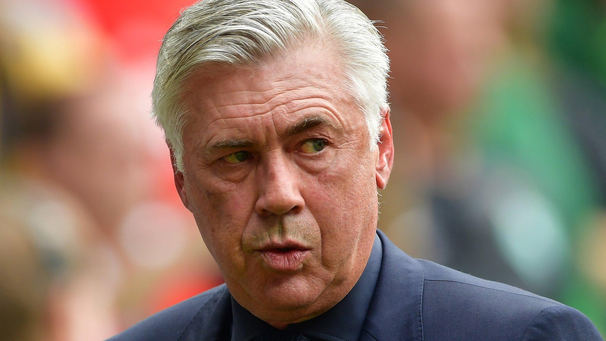 Carlo Ancelotti appointed Napoli manager replacing Maurizio Sarri