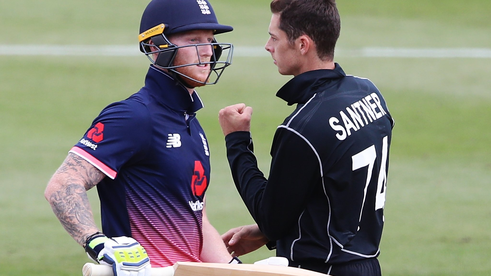 New Zealand v England: Ben Stokes return ends in thrilling defeat in first ODI