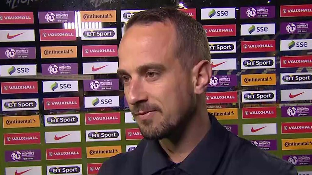 Mark Sampsons final interview as England manager after Russia win