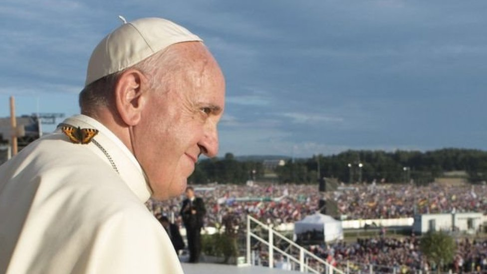 Папа Римский предупредил об опасности роста популизма