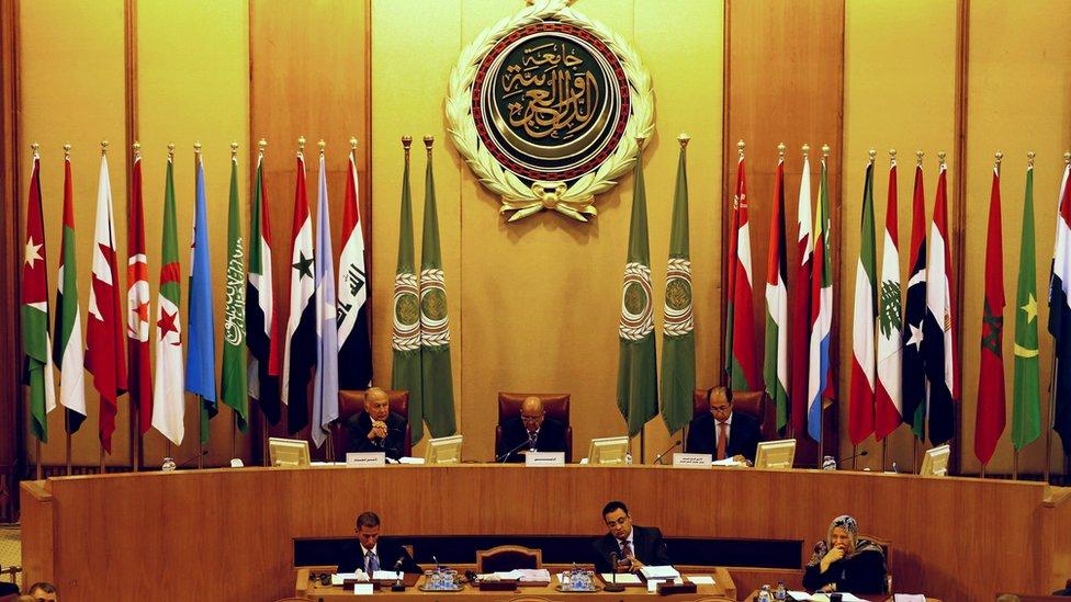 """وزراء الخارجية العرب يبحثون """"التصدي لتدخلات إيران"""""""
