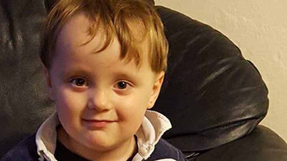 NHS apology over amputee toddler in toxic shock misdiagnosis
