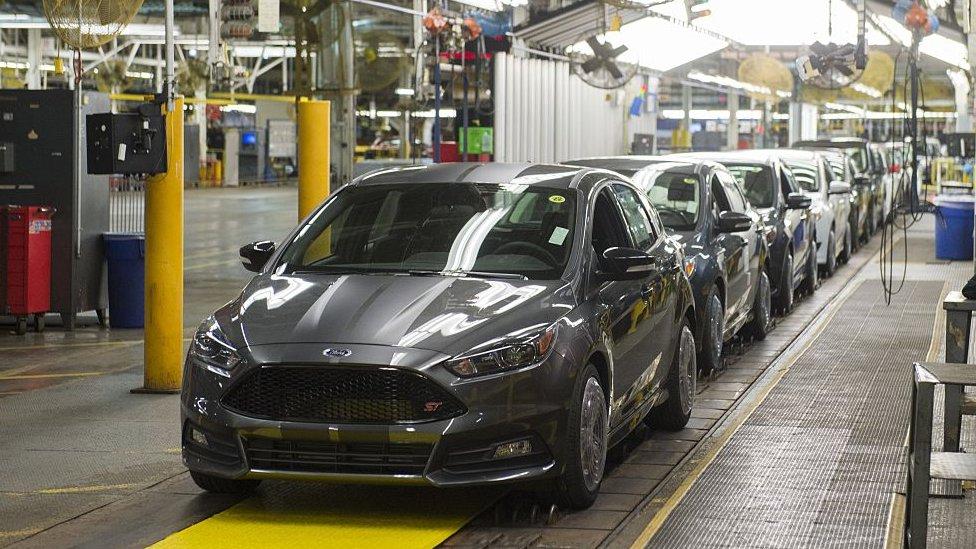 讓美國再次偉大?福特汽車不甩川普 新車型生產線棄美赴中