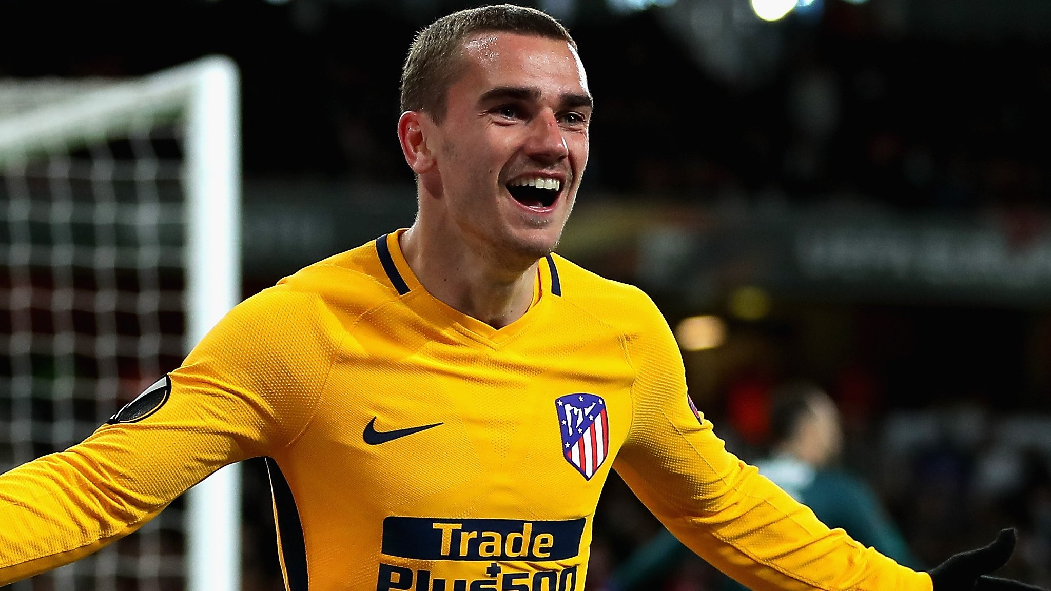 Arsenal concede late equaliser to 10-man Atletico