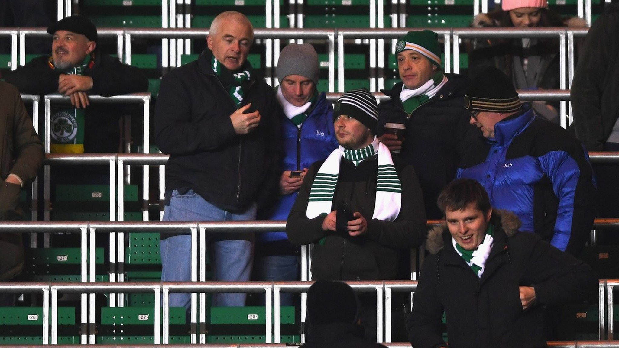 Shrewsbury Town are first English club to apply for safe standing