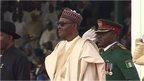 Nigerian President Muhamadu Buhari