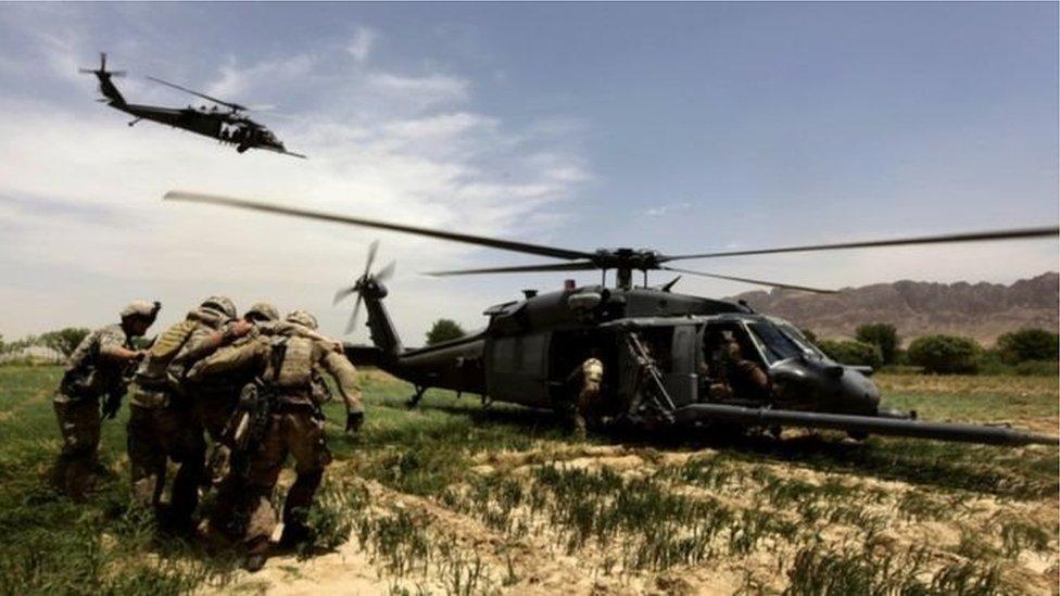 ای سي سي افغانستان کې د جنګي جرمونو څېړنې غوښتنه رد کړه