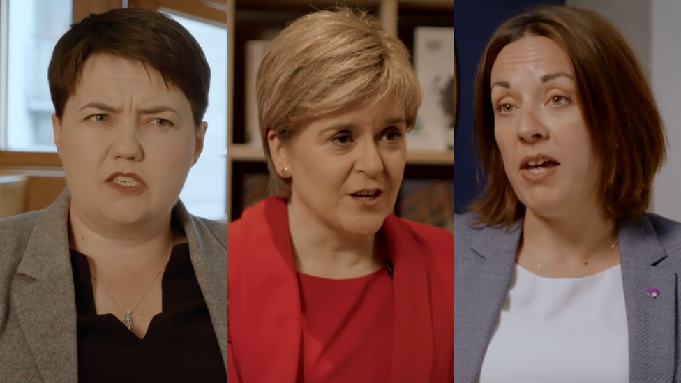 Female politicians speak out over Twitter abuse
