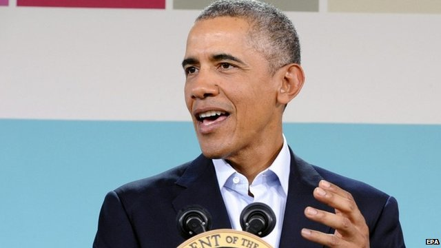 President Obama: 'Donald Trump will not be president'