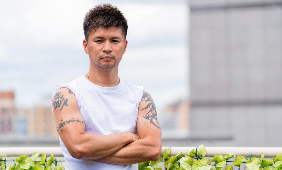 En Japón algunos relacionan los tatuajes con la mafia.