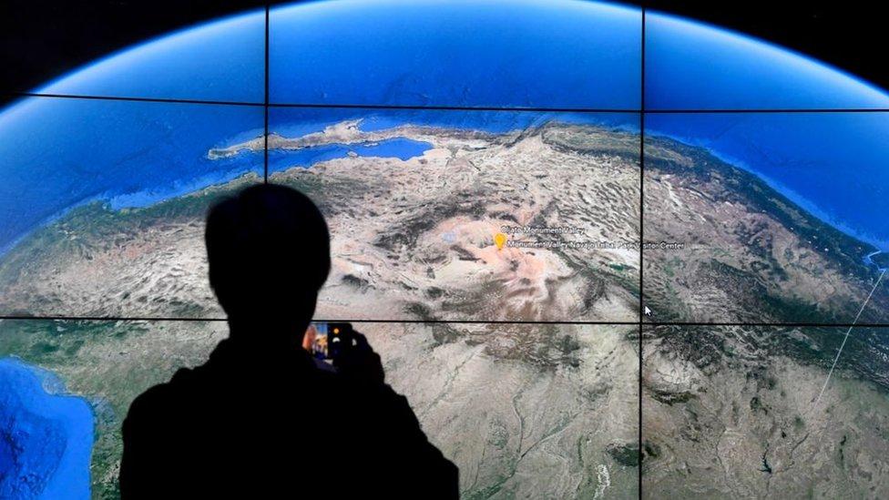 En menos de una década el mercado global de los mapas digitales podría llegar a los US$13.000 millones.