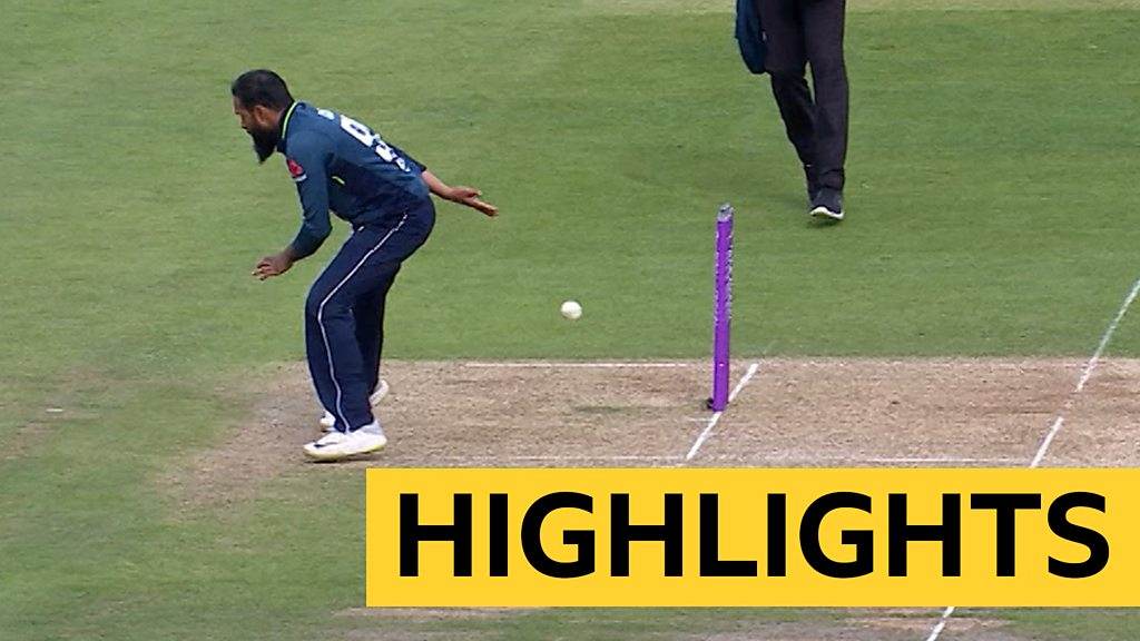 England v Pakistan: Rashid, Buttler & Woakes star as Eoin Morgan's side secure 4-0 series win