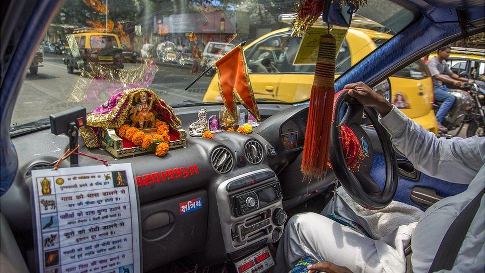 India es un lugar muy apetecible para Uber.