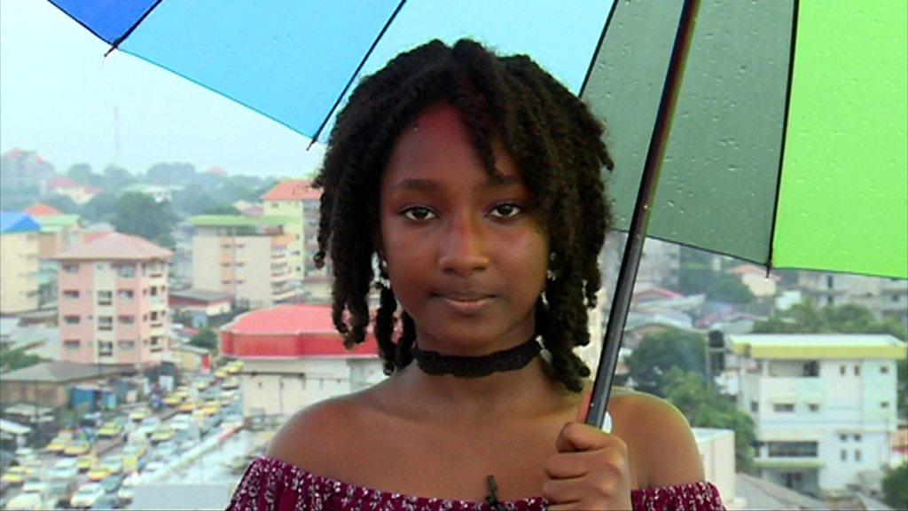 """""""Découvrez ma belle ville, Conakry"""" et le marché national"""