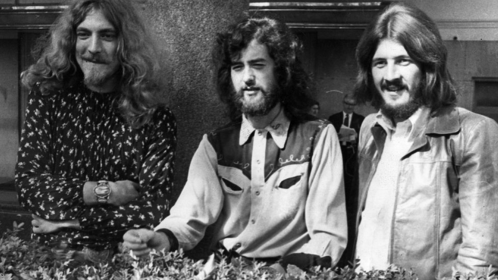 BBC News - 'Lost' Led Zeppelin BBC World Service session recovered