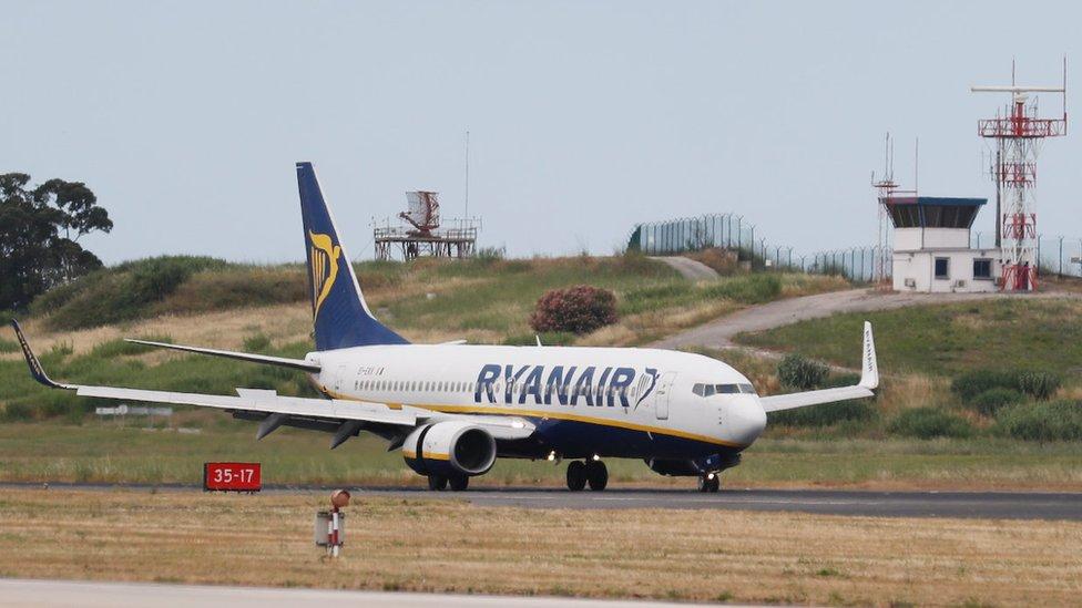 Ryanair cancels 600 flights over cabin crew strike