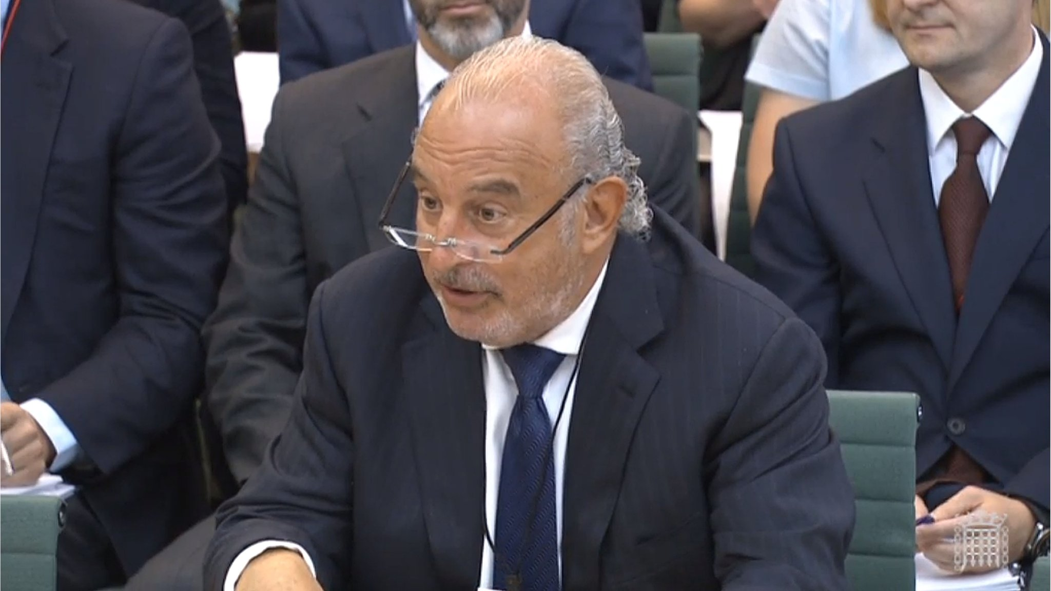 Sir Philip Green blamed by MPs for BHS collapse