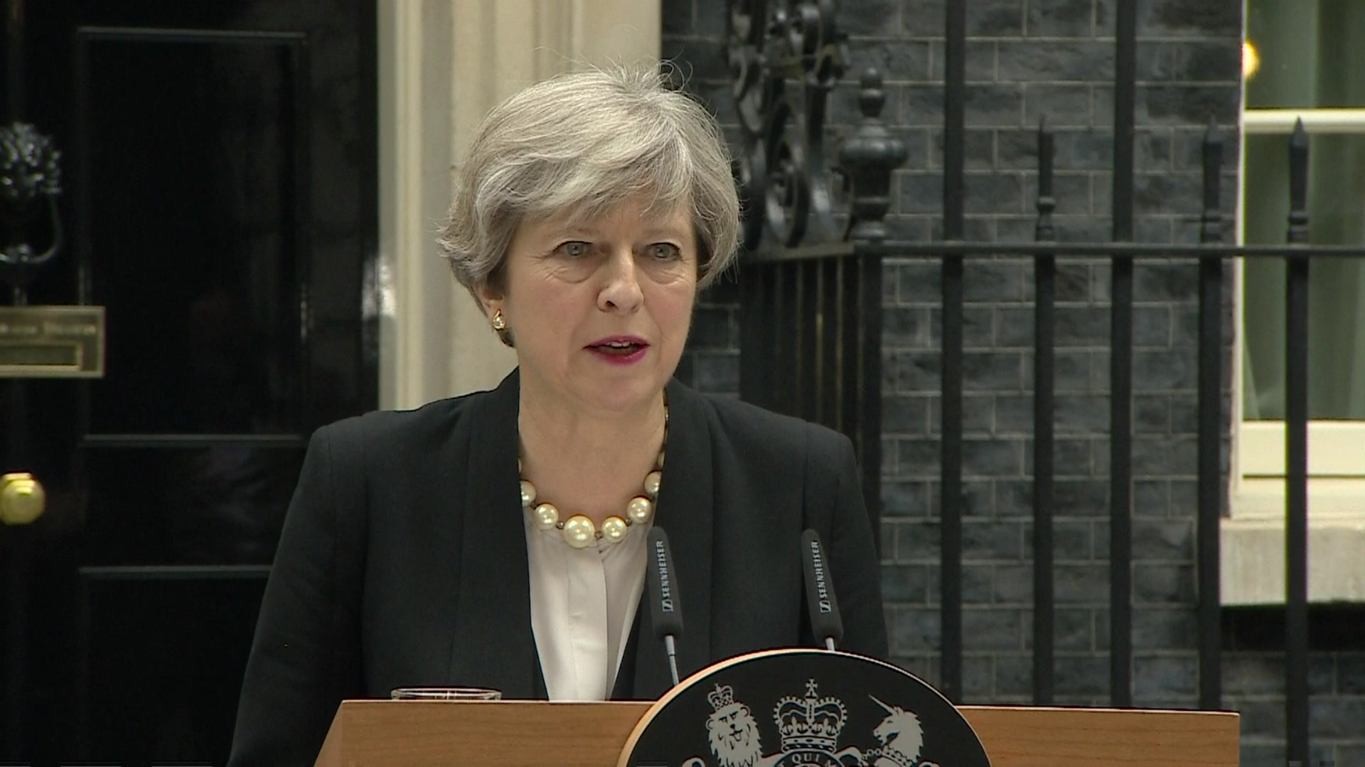 Manchester attack: PM condemns 'sickening, cowardly' act