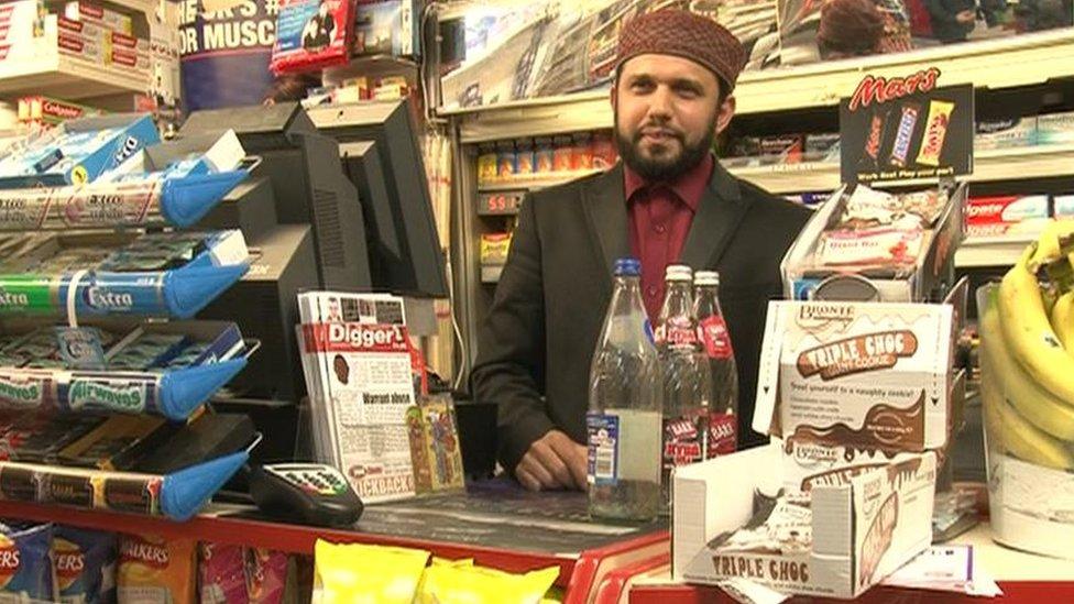 Secunder Kermani: Shopkeeper killer 'inspired' by Pakistan