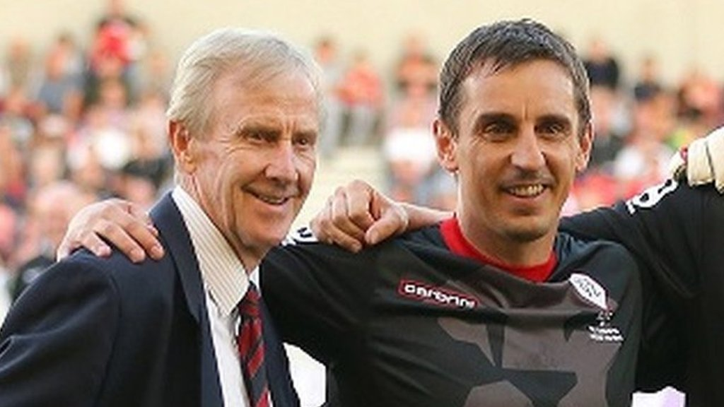 Giggs tribute as Wales assistant Harrison dies aged 81