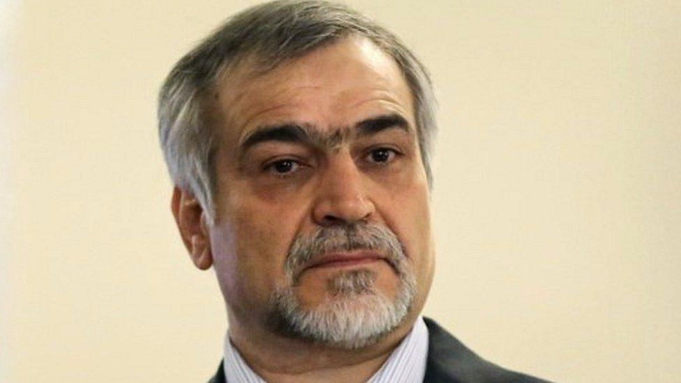 ایرانی صدر حسن روحانی کے بھائی کو حراست میں لے لیا گیا