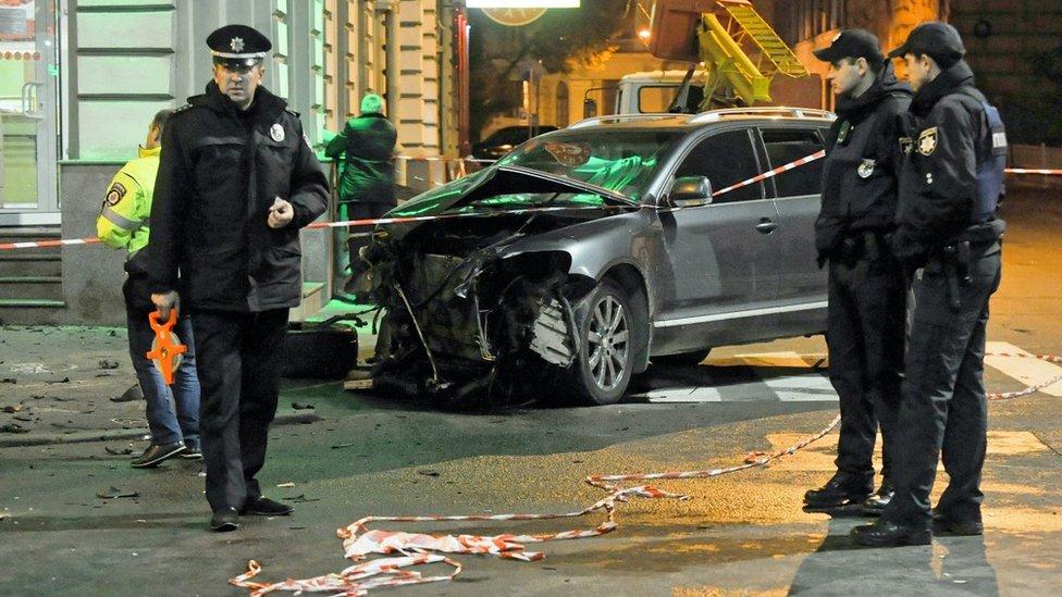 Кількість загиблих у ДТП в Харкові зросла до 6 людей