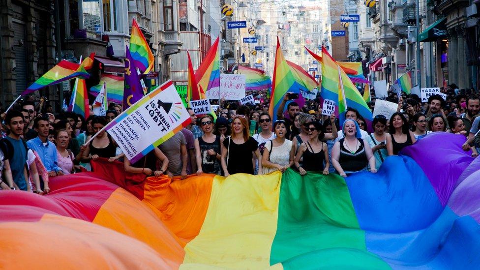 تركيا تحظر مهرجانا ألمانيا لأفلام المثليين جنسيا