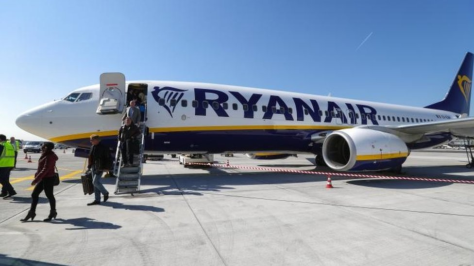 Ryanair cautious on outlook as profits slide