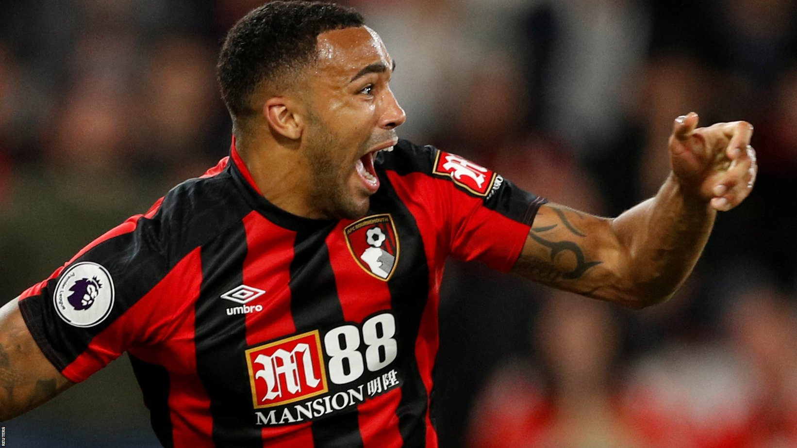 Callum Wilson: Bournemouth striker signs new four-year contract
