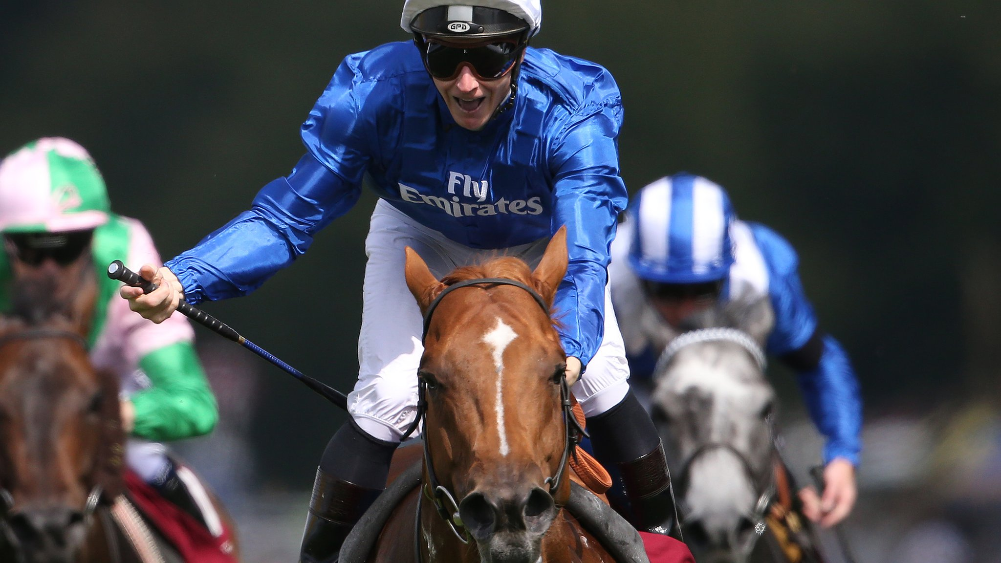 Glorious Goodwood: Dutch Connection wins Lennox Stakes