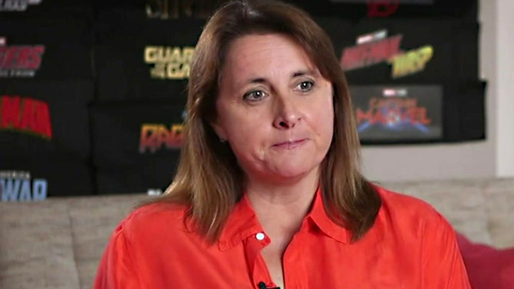 Victoria Alonso on diversity in Marvel Studio's films
