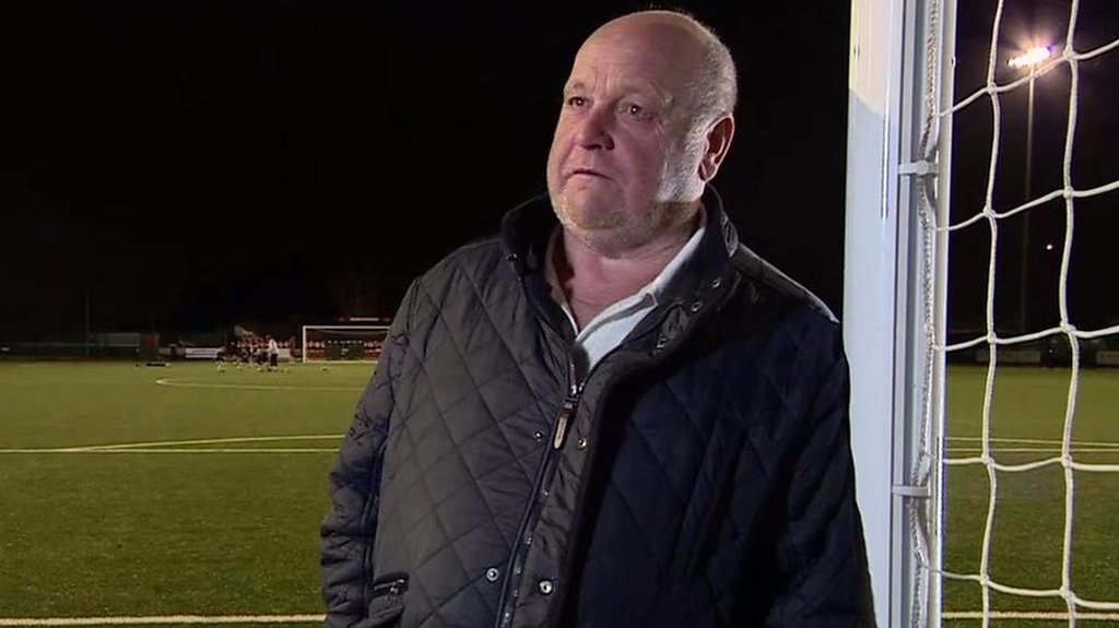 BBC Get Inspired Unsung Hero 2017: Bedfont Sports chairman David Reader wins London award