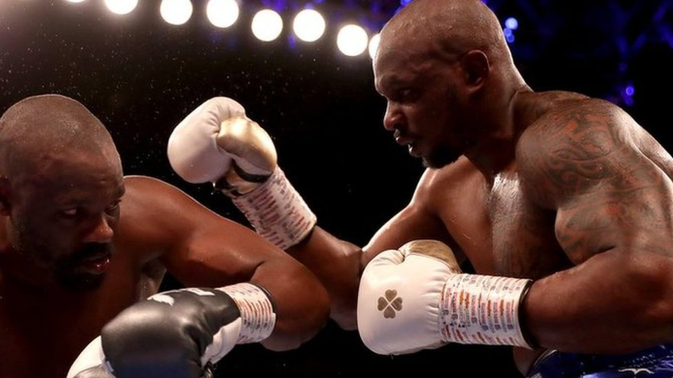 The leading contender who can't get a world title fight: Is Dillian Whyte being 'frozen out'?