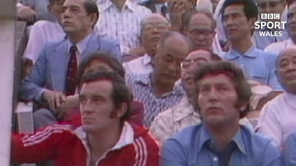 How Wales tour in 1975 helped take World Cup to Japan in 2019