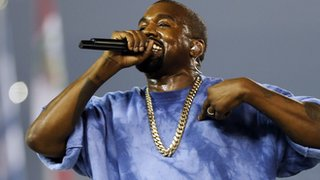 Kanye West changes album name... again
