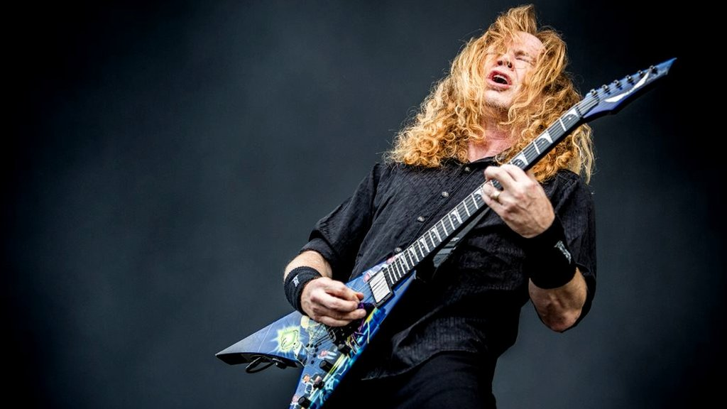 Dave Mustaine: Megadeth frontman diagnosed with cancer