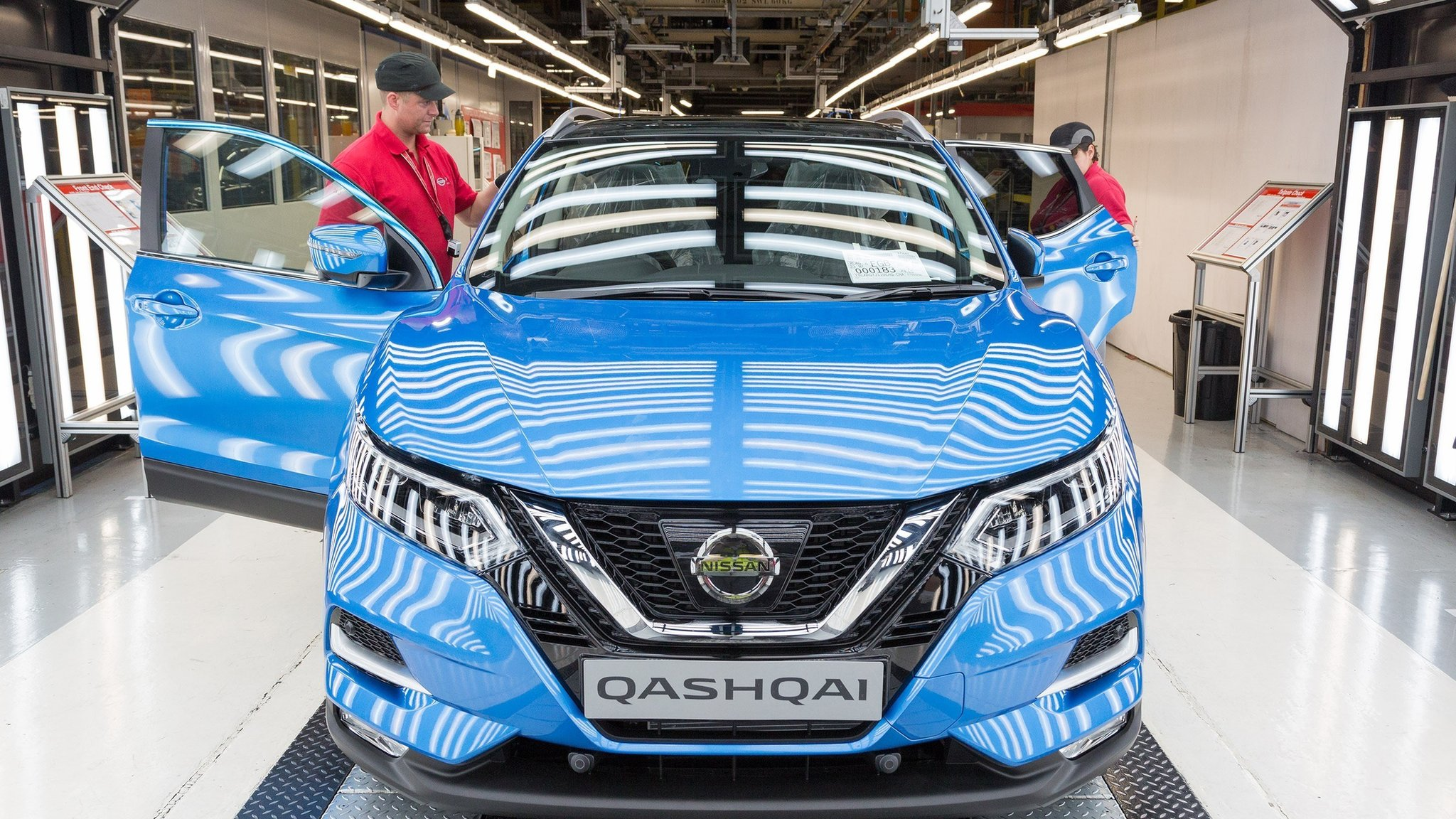 UK car production revs up in July