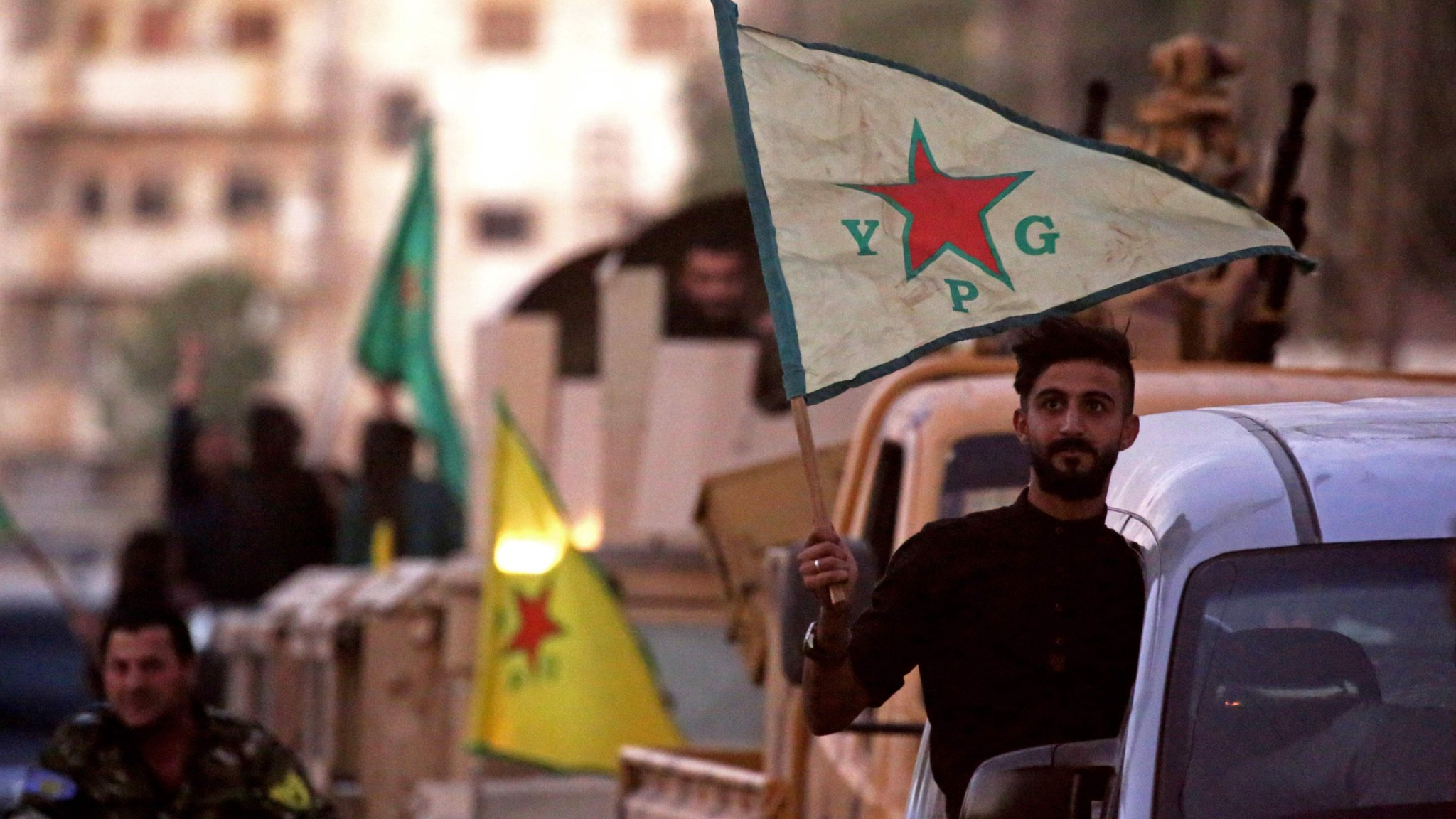 US to stop arming anti-IS Syrian Kurdish YPG militia - Turkey