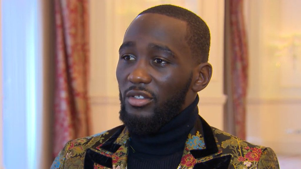 Terence Crawford: WBO welterweight champion was 'shot in the head'