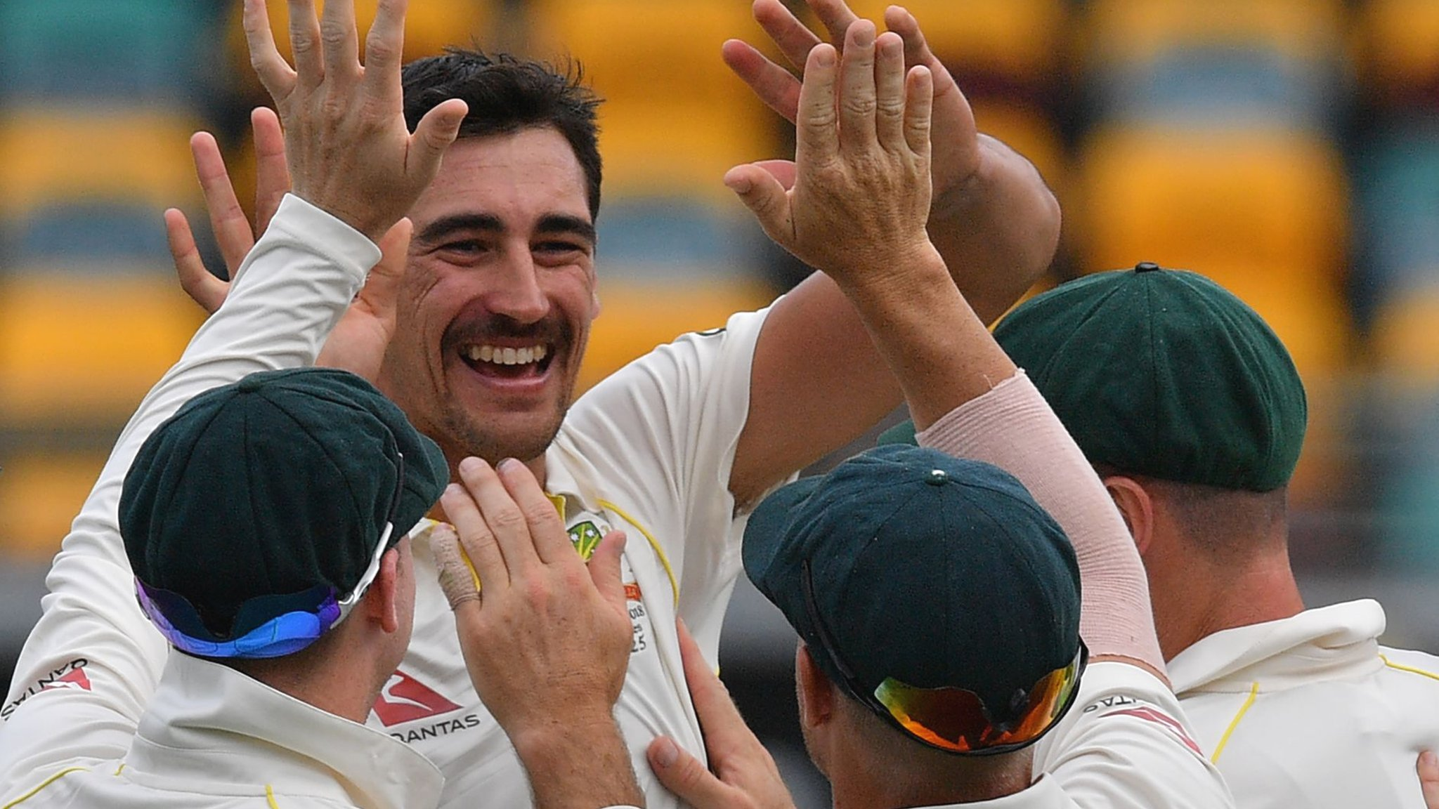 Ashes: Australia's Mitchell Starc wants to see how England 'react' on quick pitch