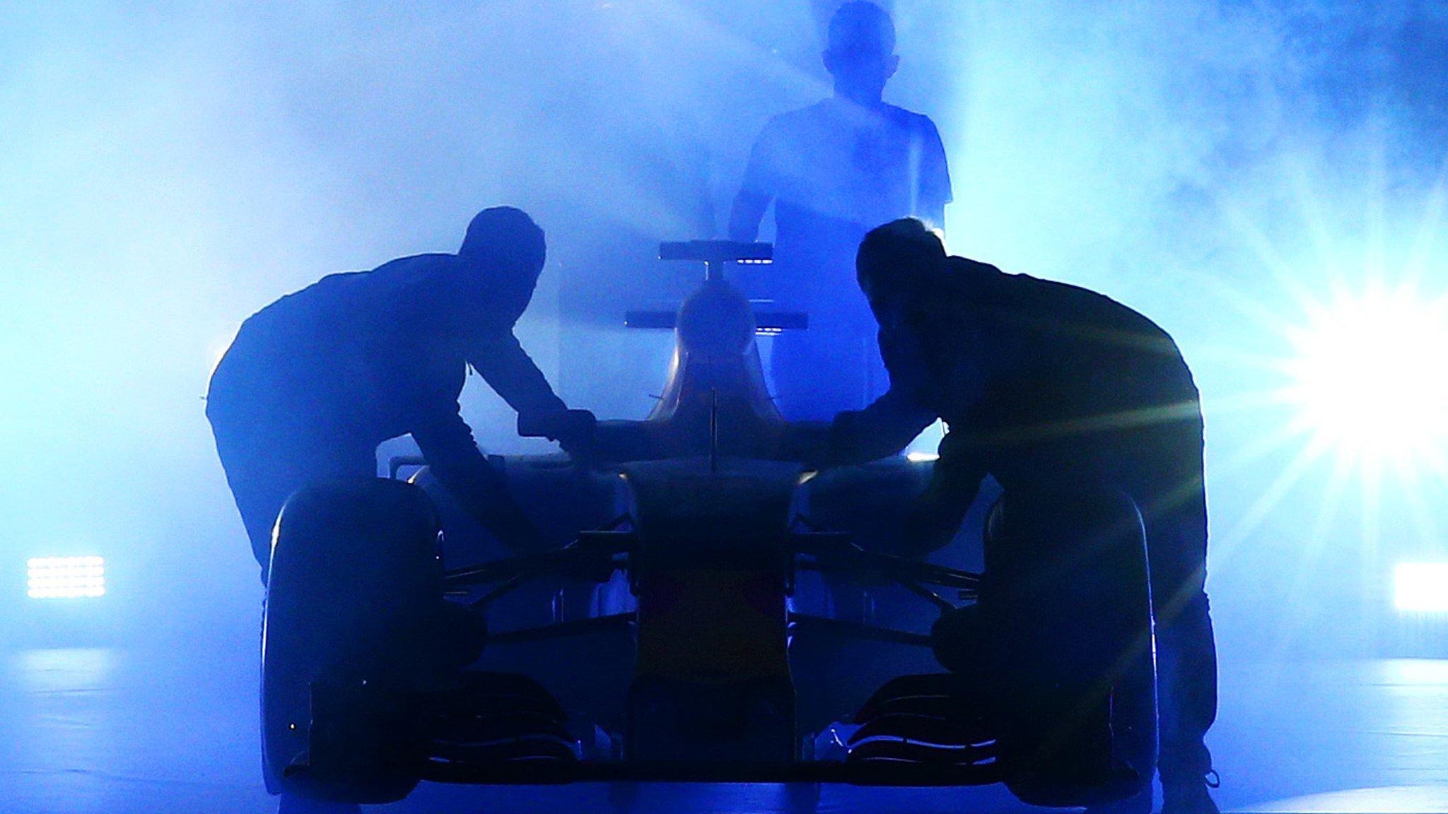 Formula 1 2019: Car launch & testing schedule