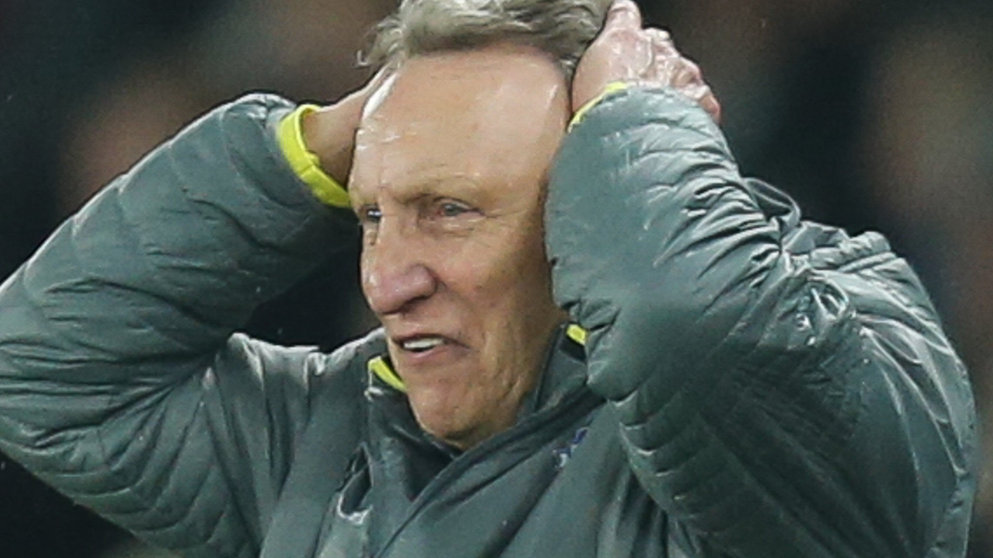 Neil Warnock: Progress made in talks over Cardiff manager's future