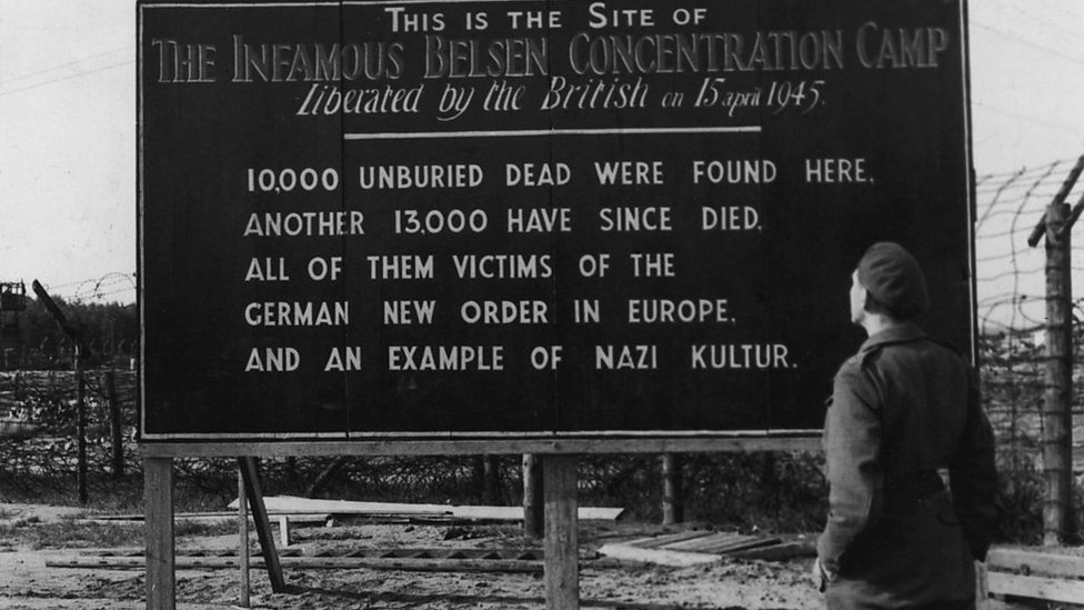 Survivor warns Holocaust 'began with whispers'
