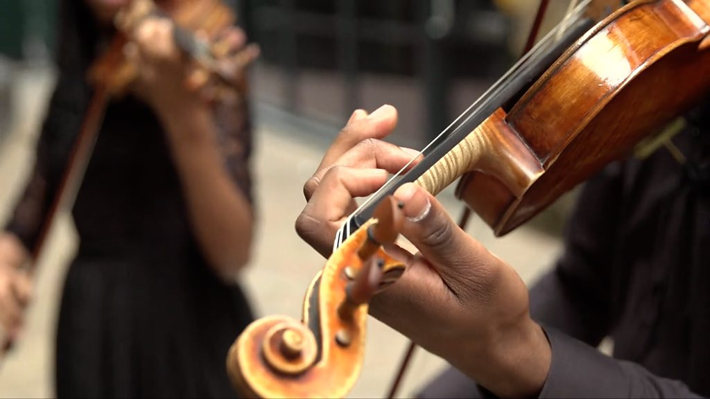 Chineke! Europe's first majority black orchestra