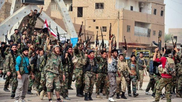 بوادر حلول للحرب السورية المستمرة منذ 6 سنوات