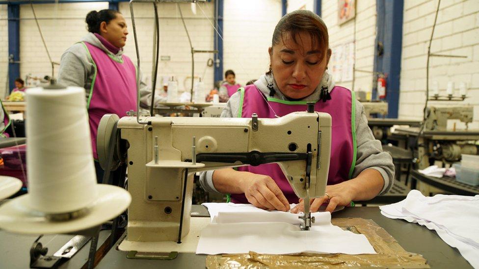Para Ecopipo no fue fácil encontrar costureras con la habilidad necesaria para estos pañales.