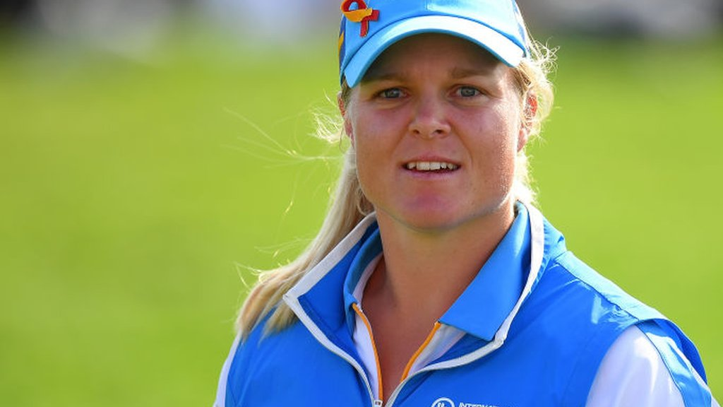 Solheim Cup: Caroline Hedwall close to securing Gleneagles place against United States