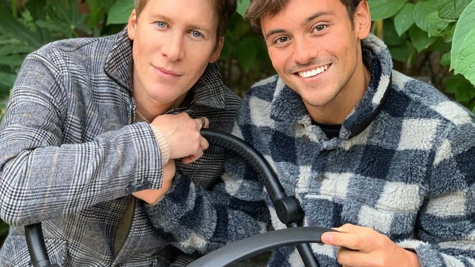 Dustin Lance Black: 'Our son should know his egg donor'