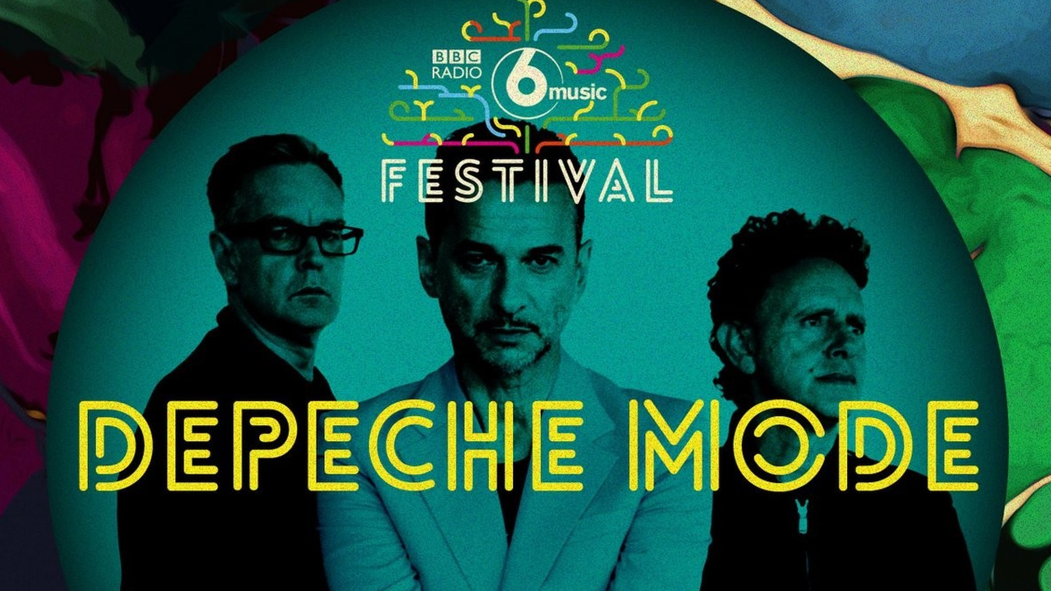 BBC News - Depeche Mode to headline 6 Music Festival